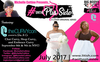 On The Plus Side: theCURVYcon is Coming!