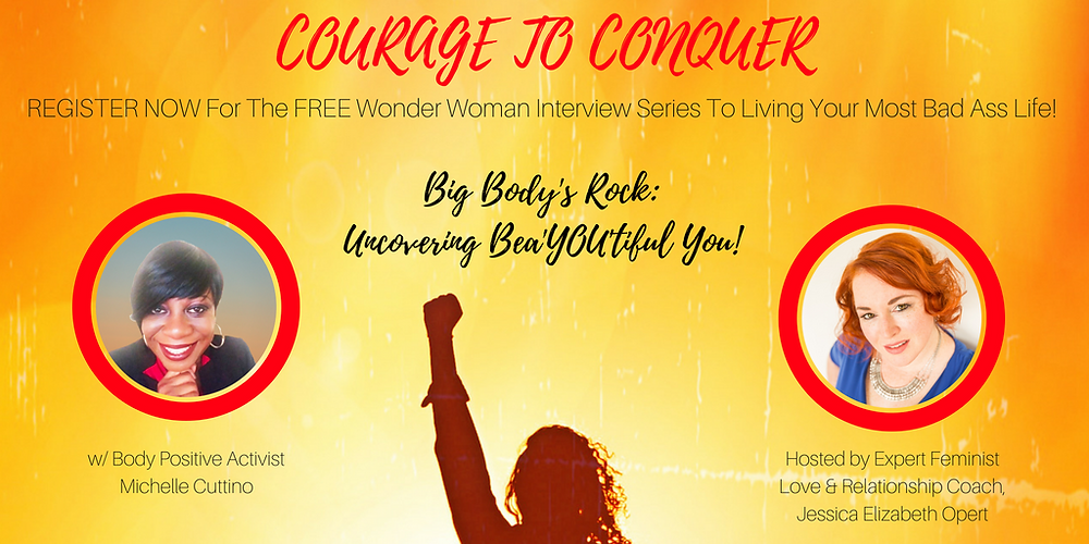 Michelle Cuttino - Courage To Conquer
