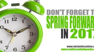 Spring Forward In 2017