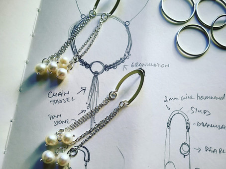 Care for Sterling Silver Jewellery