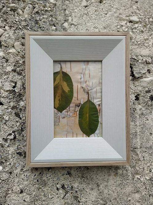 Almost Autumn. Framed botanical art