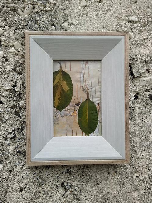 Almost Autumn. Framed botanical art