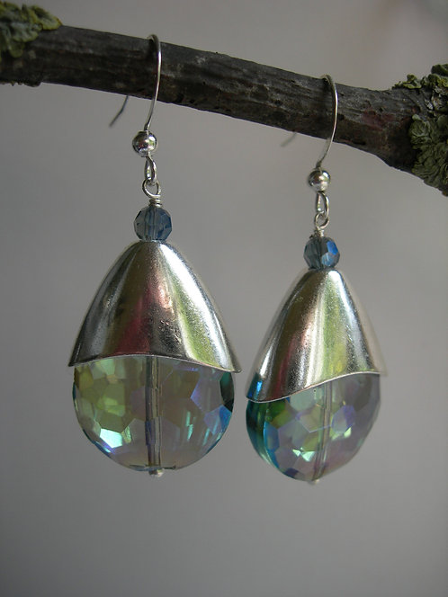 Full Moon earrings.