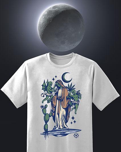 T-Shirt edición limitada por Montrrro y Mico Jones