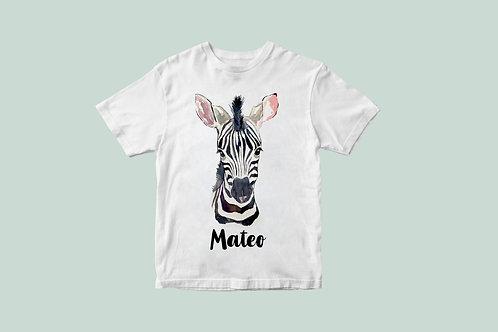 Camiseta Cebrita
