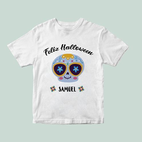 Camiseta CatrinaAzul