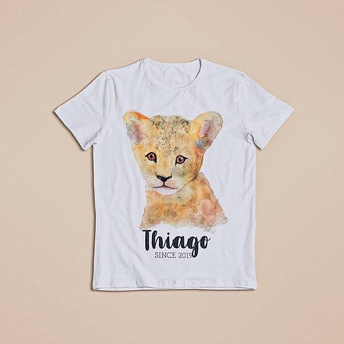"""Camiseta """"León Baby"""""""