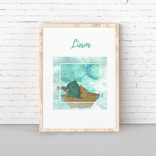 """Lamina Marina """"Lorito"""""""