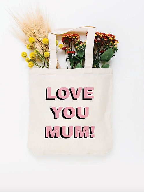 Bolsa Totebag LOVE mum