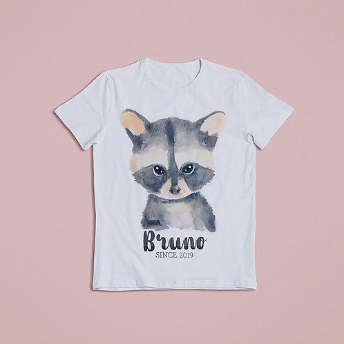 "Camiseta ""Mapache Baby"""