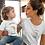 Thumbnail: Pack camiseta mama y bebe unicornio personalizada