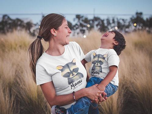 Pack Camisetas Mama + Bebe