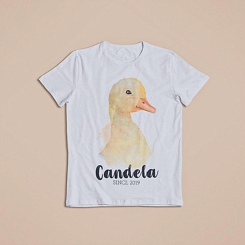 "Camiseta ""Patito Baby"""