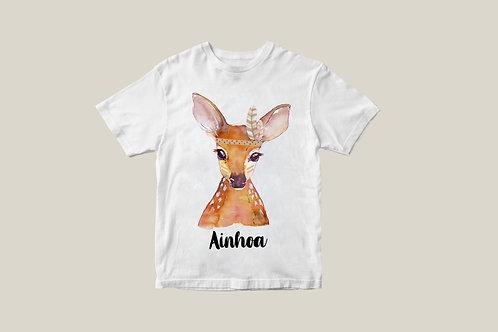 Camiseta Cervatillo Indio
