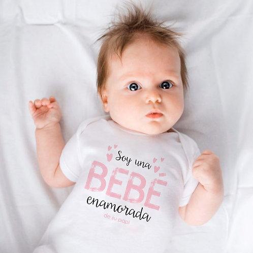 Body Bebé Enamorado/a