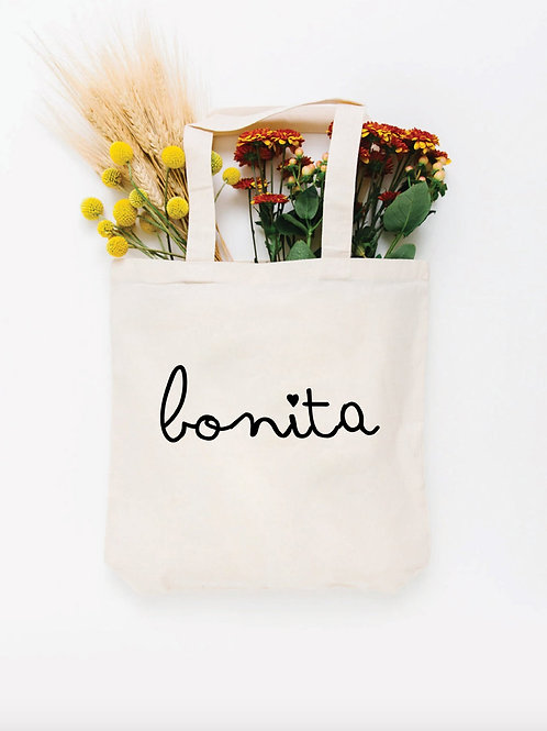Bolsa Totebag Bonita