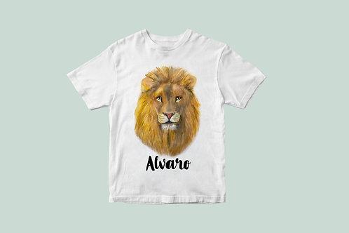 Camiseta León Adulto