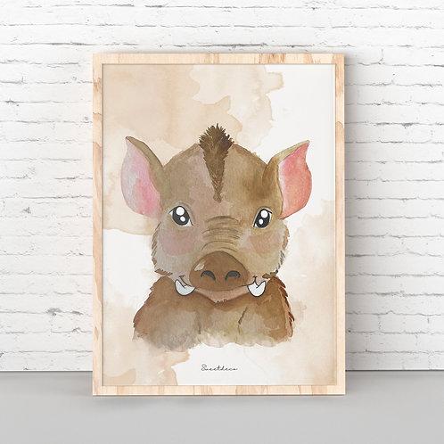 Lámina Pumba