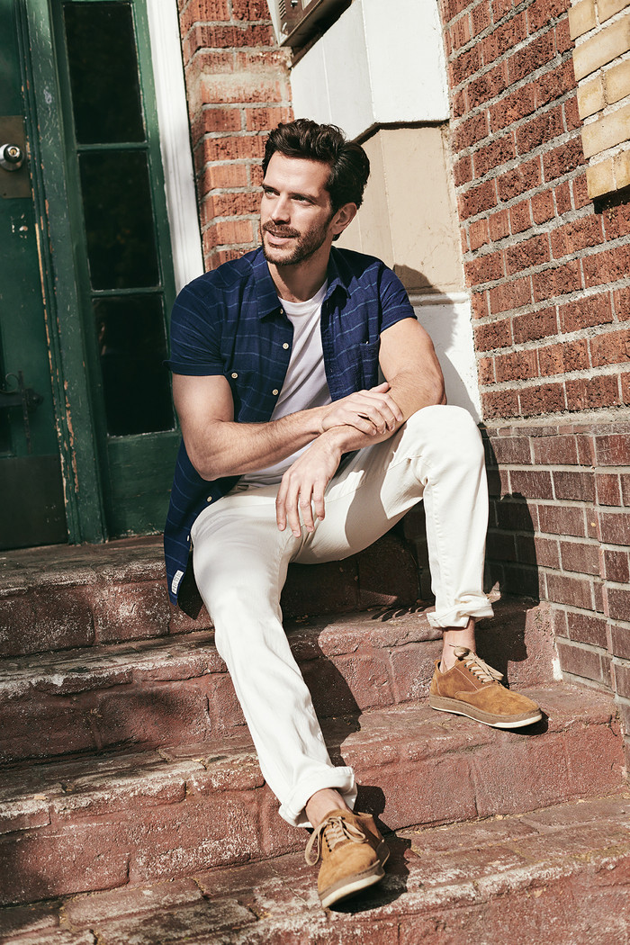 OLIVER BAGGERMAN : LUCKY BRAND