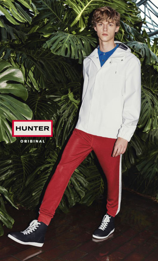 MAX: HUNTER ORIGINAL SS17 CAMPAIGN