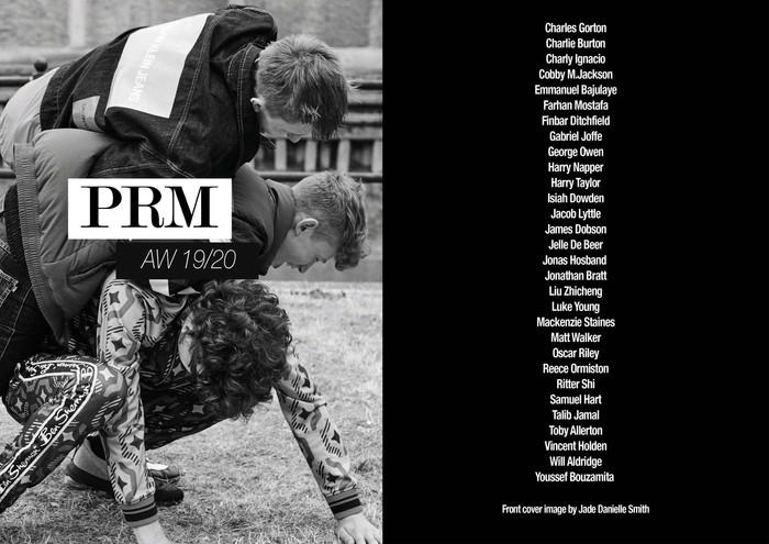 PRM AW19/20 BOYS SHOWPACK (part1)