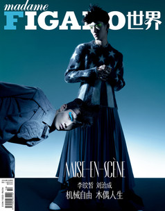 LIU : MADAME FIGARO CHINA