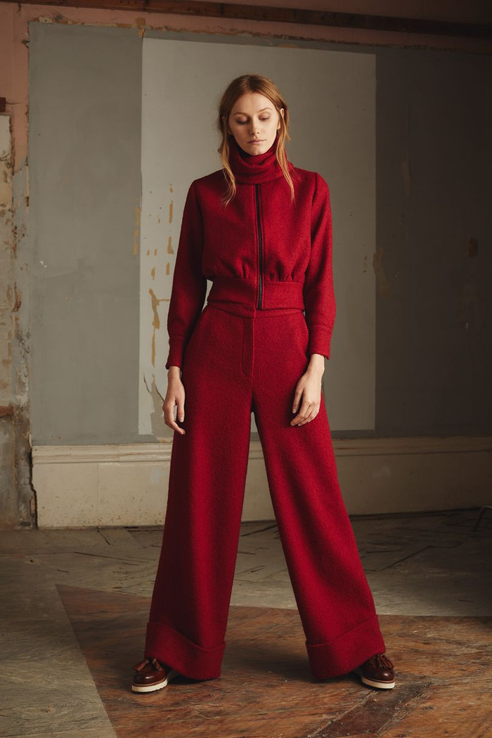 DARIIA : VOGUE.CO.UK - MERCHANT ARCHIVE AW18 Ready-To-Wear Collection