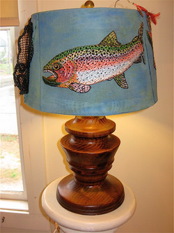 Catch and Release lamp