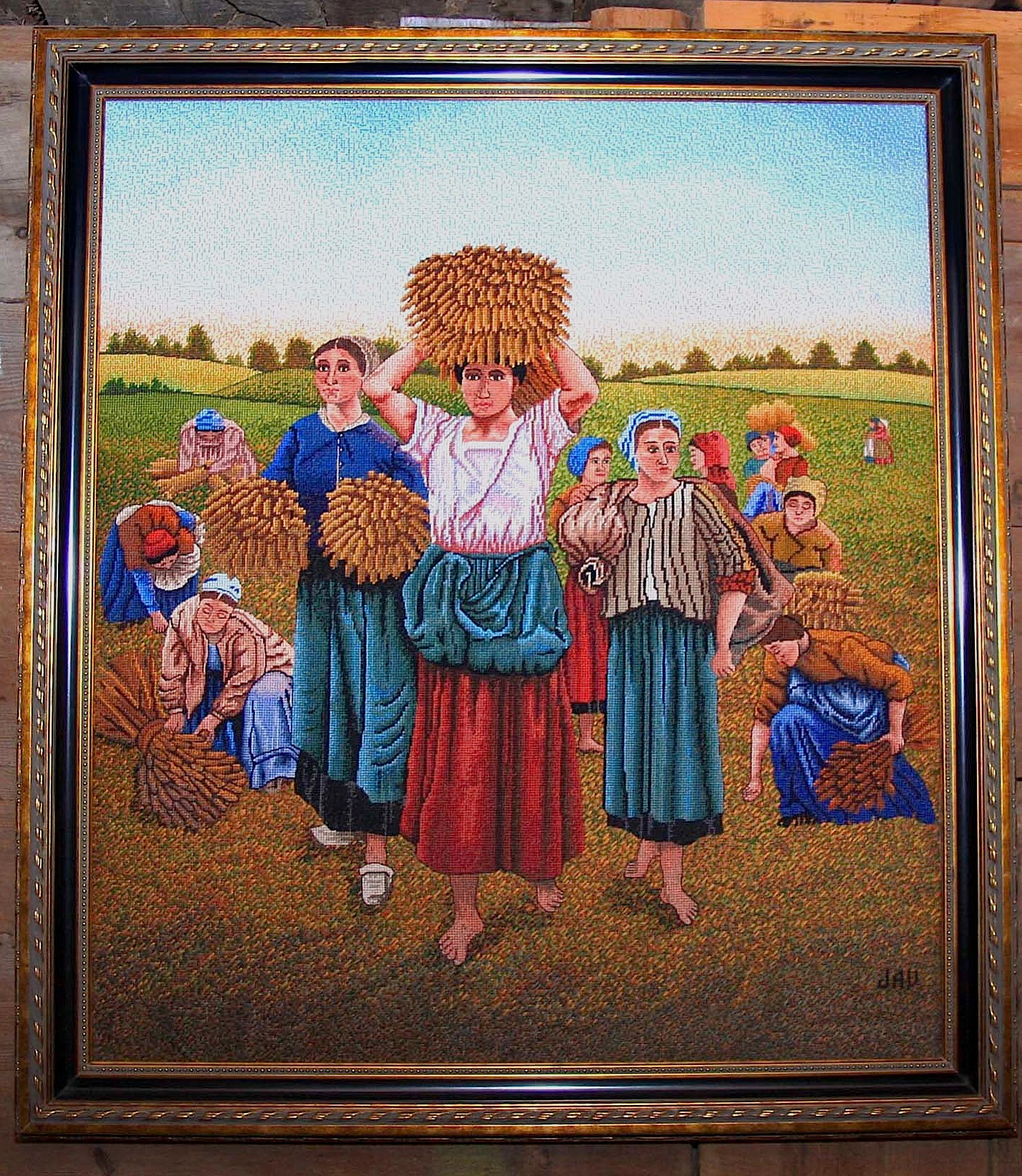 Breton's Return of the Gleaners