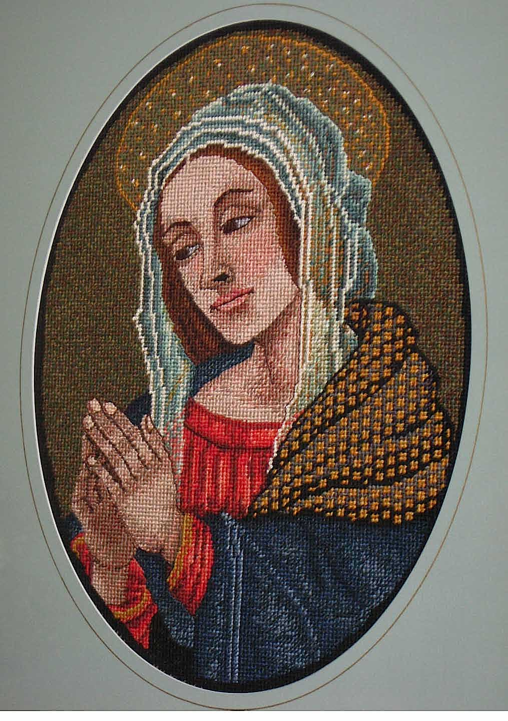 Renaissance Virgin Mary