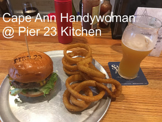 Pier 23 = 100% Best Burger Joint on the Island