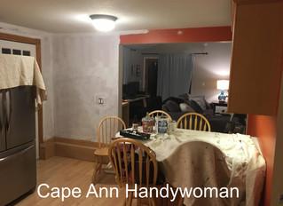 Kitchen Face Lift