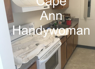 Facelift on Old Cabinets