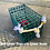 Thumbnail: Green Mini Lobster Trap with Lobster