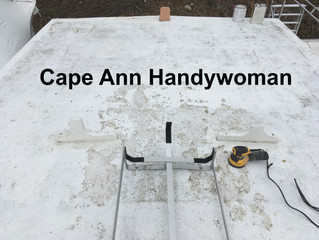 Refurb-ing a Boat Roof