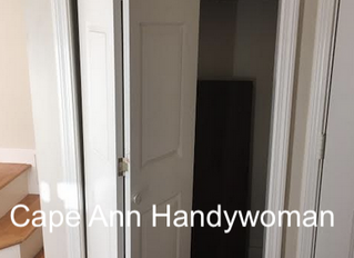 Reworking Bifold Closet Doors