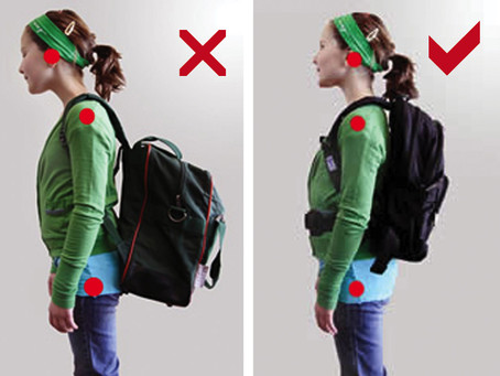 Tips for Backpack Safety - Part 2
