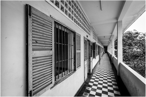 S21 Cells, Phnom Penh, Cambodia