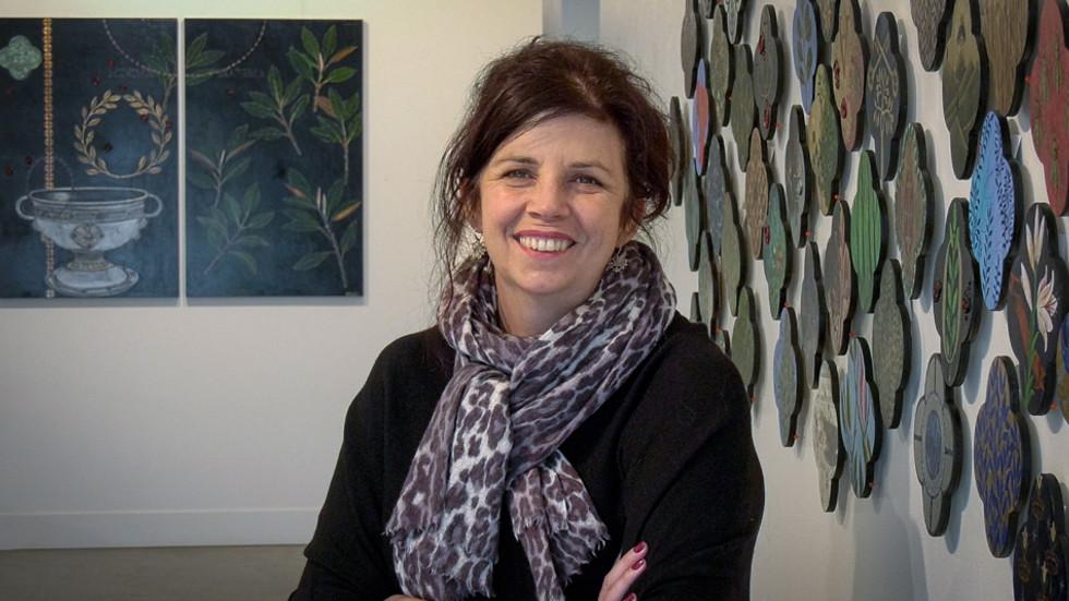 Portrait of a NZ artist - Nicky Foreman