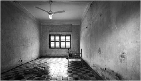 Interrogation / torture cell