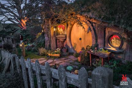 Hobbit house...