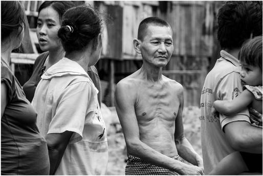 Health checks in the slums