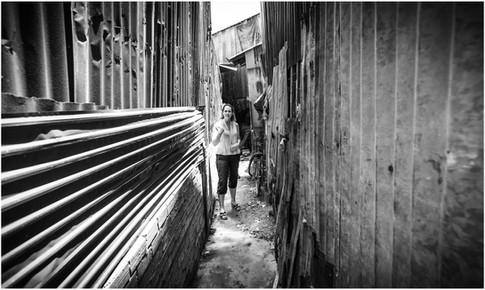 Cambodian NGO worker