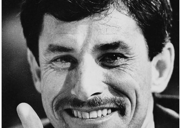 International cricket star, Richard Hadlee portrait