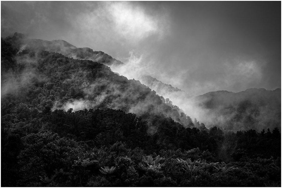 Misty Spirit Rising