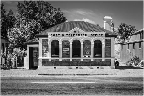 Ophir Post office...