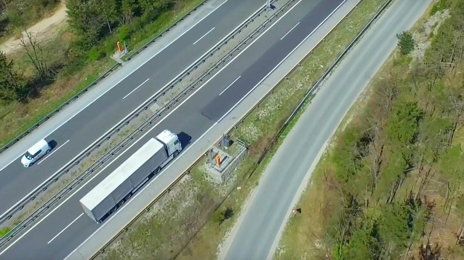 Freight company video testimonial