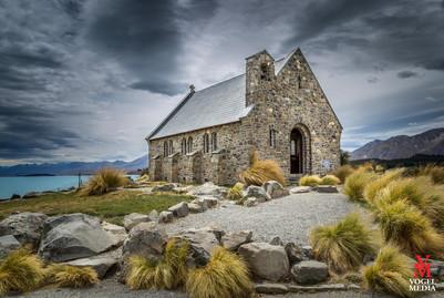 Little Church at Tekapo...