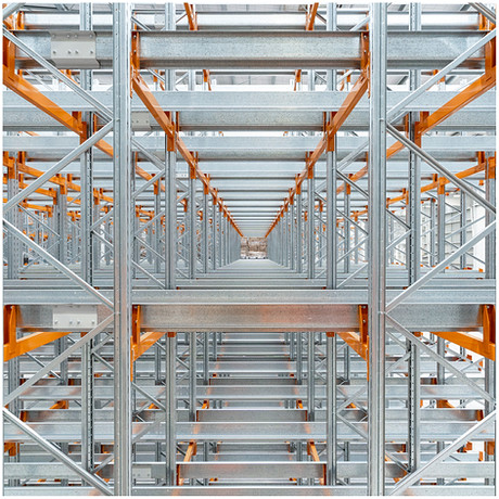 Industrial photography at Auckland warehouse...