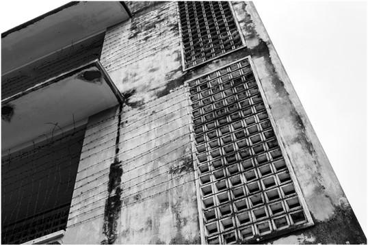 Secure facility, S21, Phnom Penh, Cambodia
